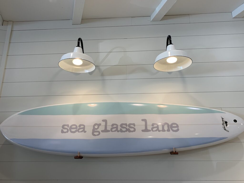 Sea Glass Lane, a boutique at Shore in St. Armands Circle.