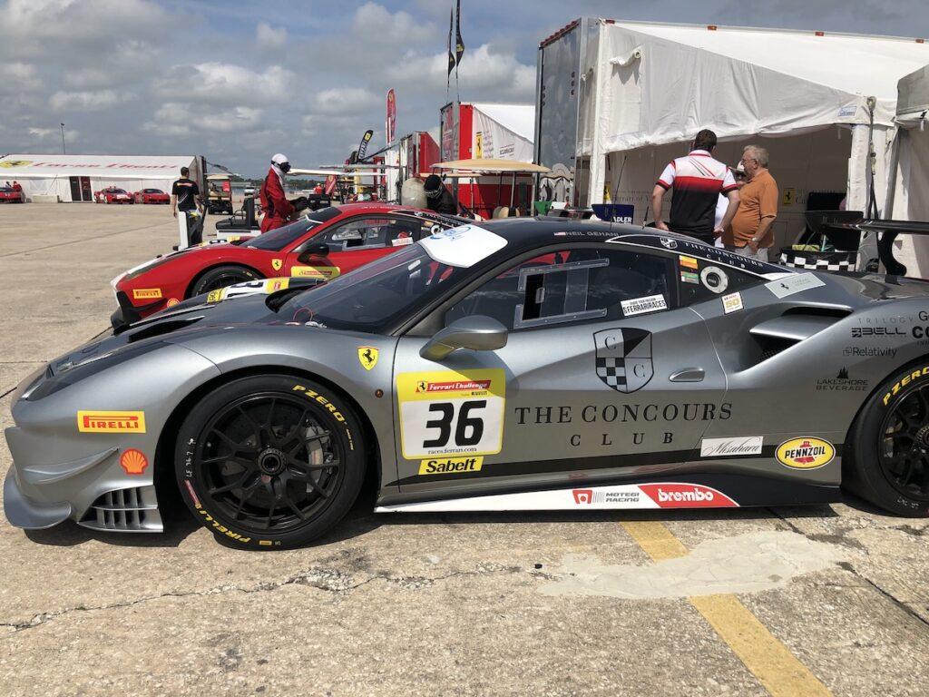Sebring International Raceway in Florida.