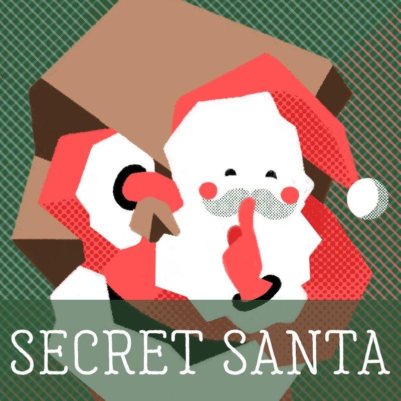 Secret Santa Gift Guide digital image