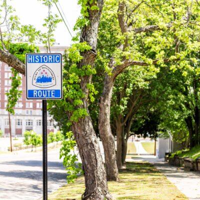 Selma to Mongomery National Historic Trail.