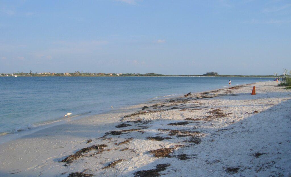 Shell Key Preserve in Tierra Verde, Florida.