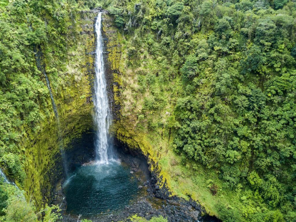 Akaka Falls State Park, Hawaii.