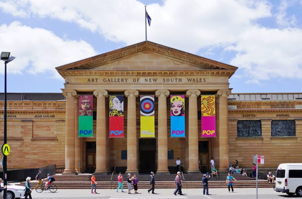 Art Galley of New South Wales.