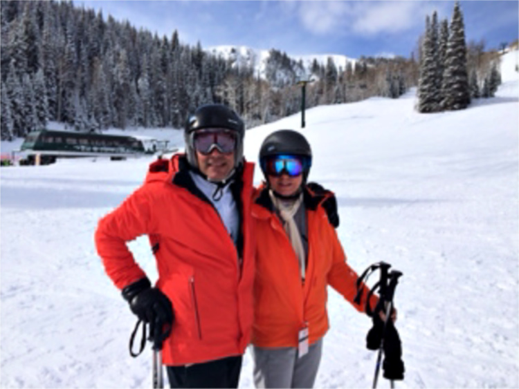 skiing is just one of the fun things to do in Deer Valley Utah