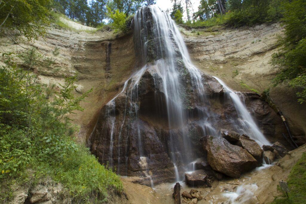 Smith Falls near Valentine, Nebraska.