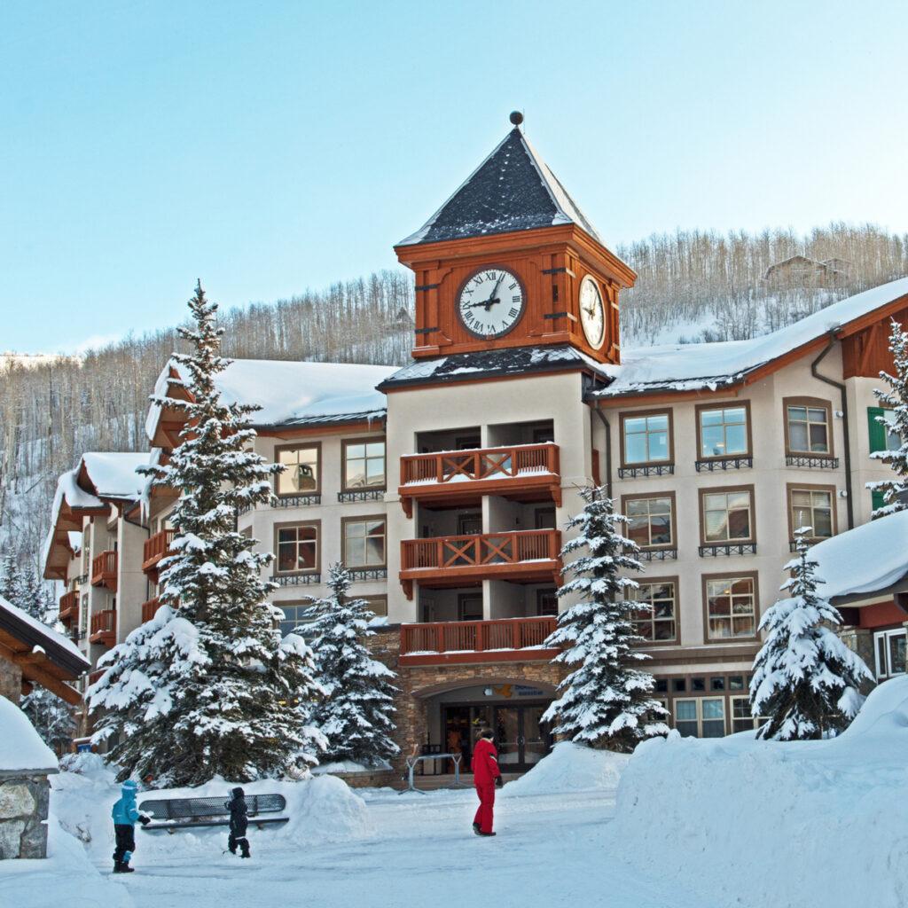 Solitude Mountain Resort in Utah.
