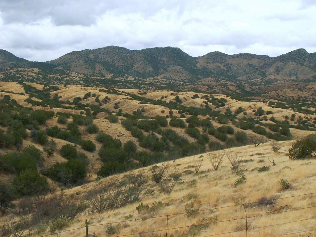 Sonoita, Arizona, hills