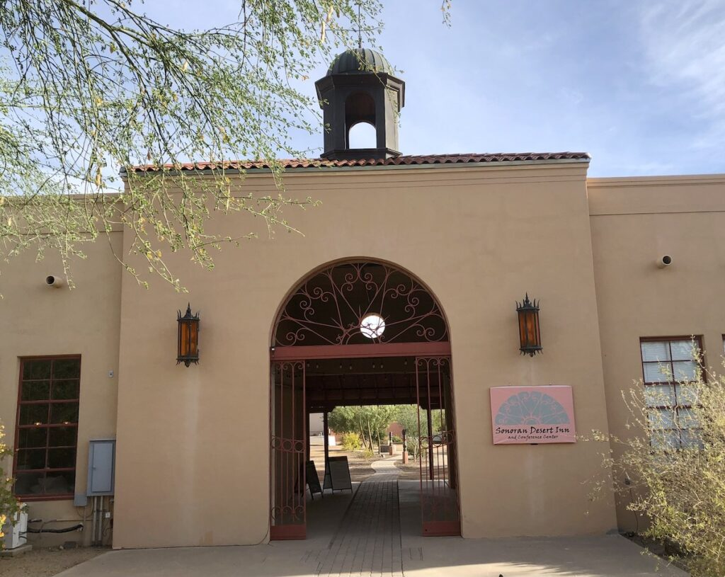 Sonoran Desert Inn and Conference Center in Ajo, Arizona.