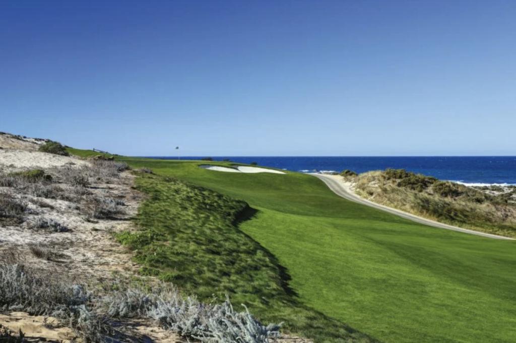 Spyglass Hill Golf Course in California.