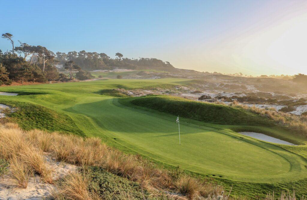Spyglass Hill golf course.