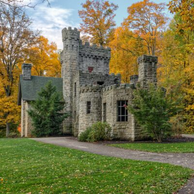 Squire's Castle in Willoughby Hills, Ohio.