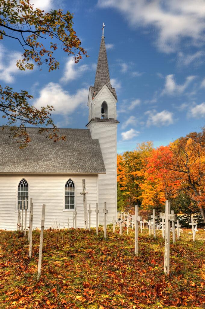 St. Ignatius Church in Middle Village.
