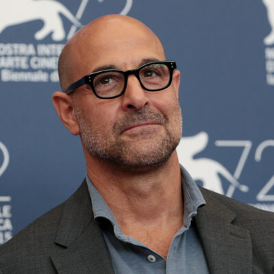 Stanley Tucci, host, _Stanley Tucci: Searching for Italy_.