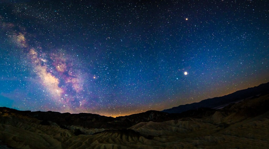 Stargazing at Death Valley National Park
