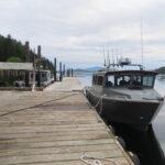 Steamboat Bay Fishing Club in Alaska.