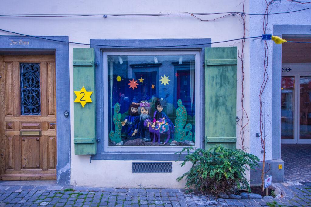 Stein Am Rhein's Fairytale City in Switzerland.