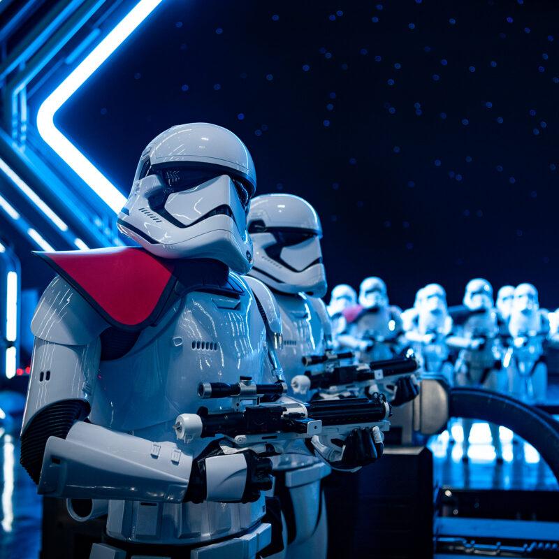 Storm Troopers at Walt Disney World Resort.