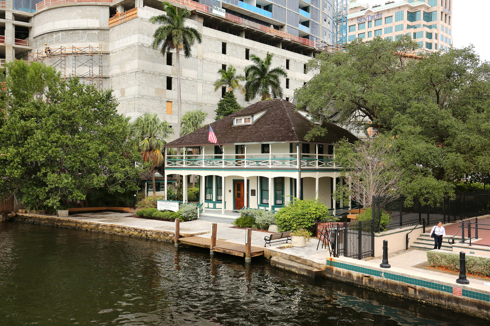 Stranahan House Museum in Fort Lauderdale.