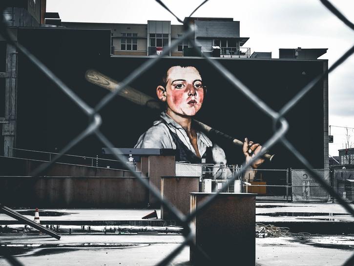 Street Art in Cincinnati