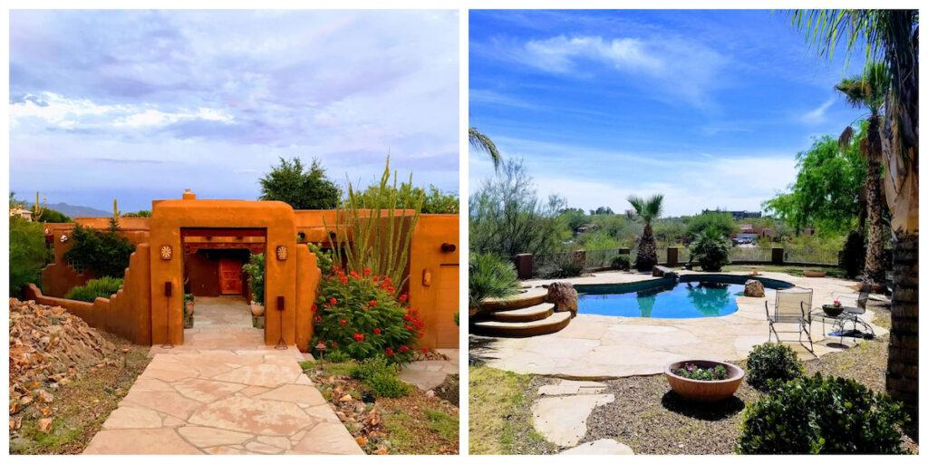 Stunning Southwest-Style Home in Tucson, Arizona.