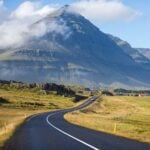 Stunning views from the Iceland Ring Road.