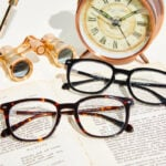 Stylish prescription glasses from Yesglasses.