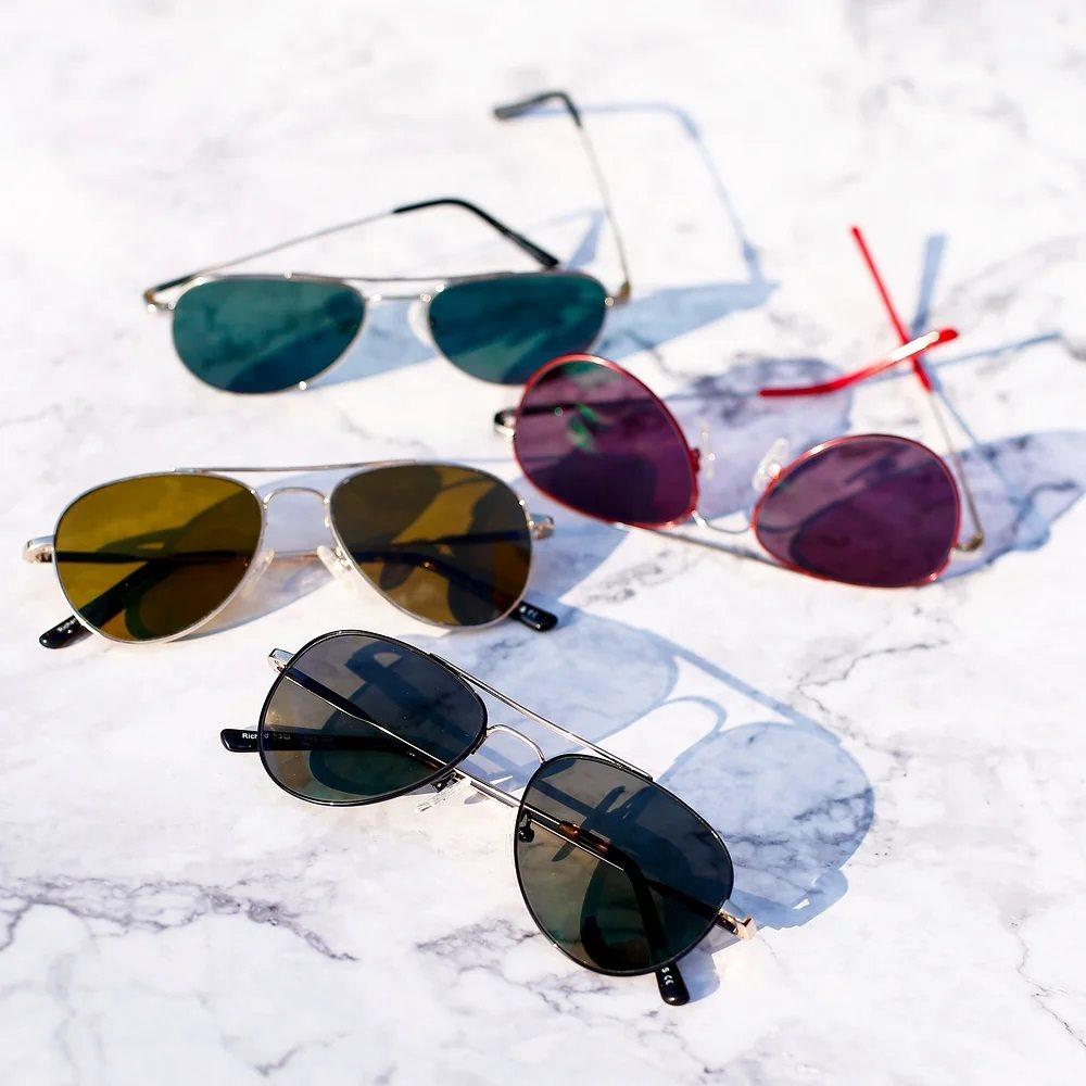 Stylish prescription sunglasses from Yesglasses.