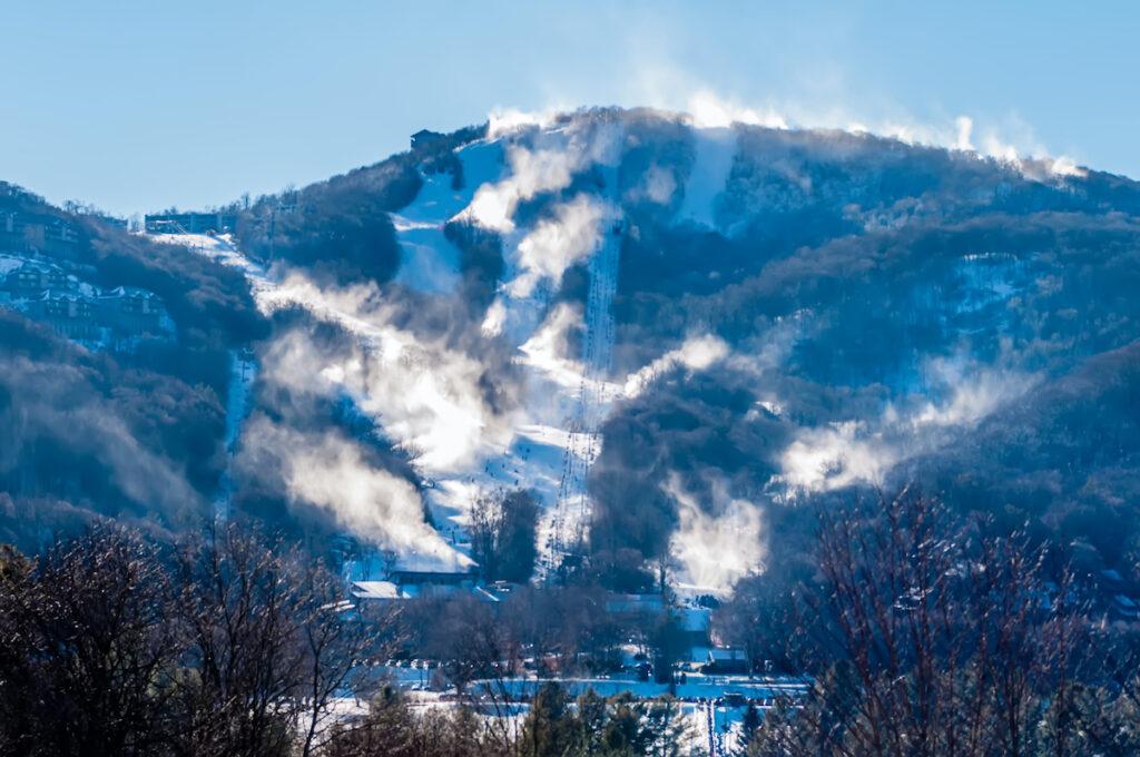 Sugar Mountain Resort in North Carolina.