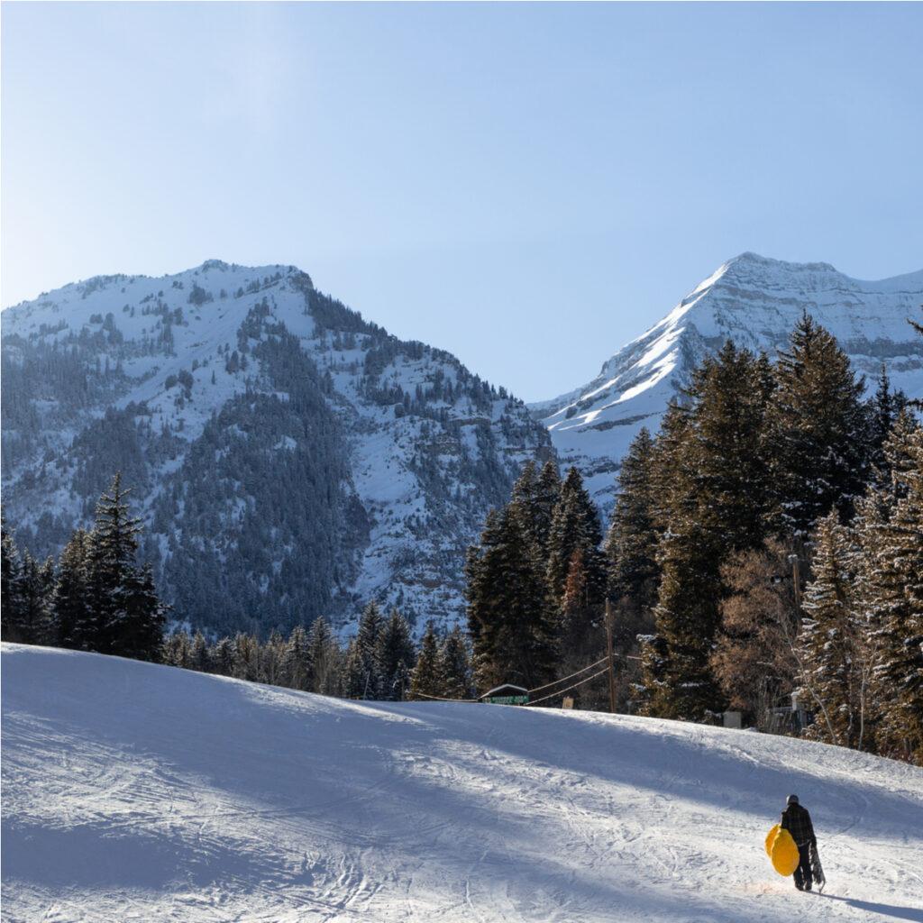 Sundance Mountain Resort in Utah.