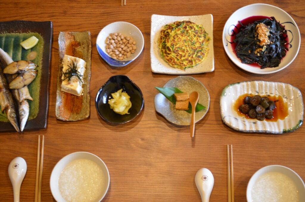 Taiwan breakfast.