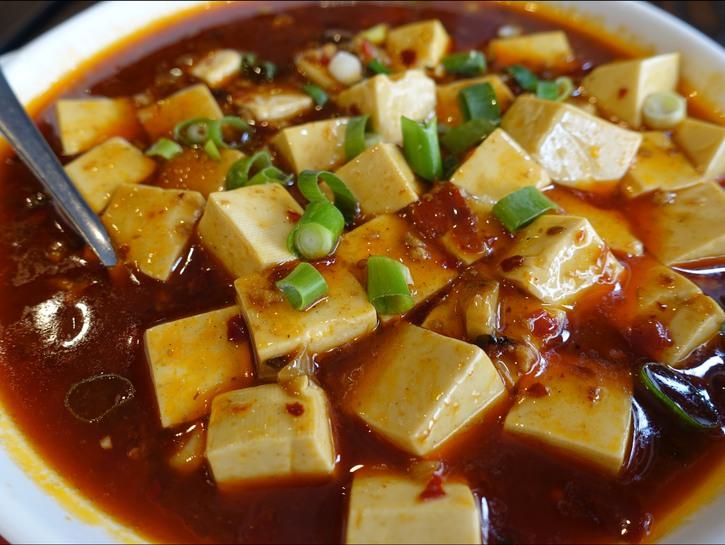 Taiwan's spicy mapo doufu, tofu soup