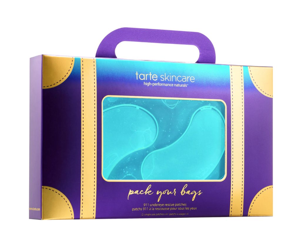 Tarte Pack Your Bags Under Eye Patches from Sephora.