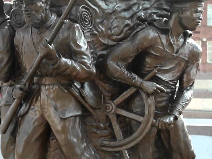 The African American Civil War Memorial Washington