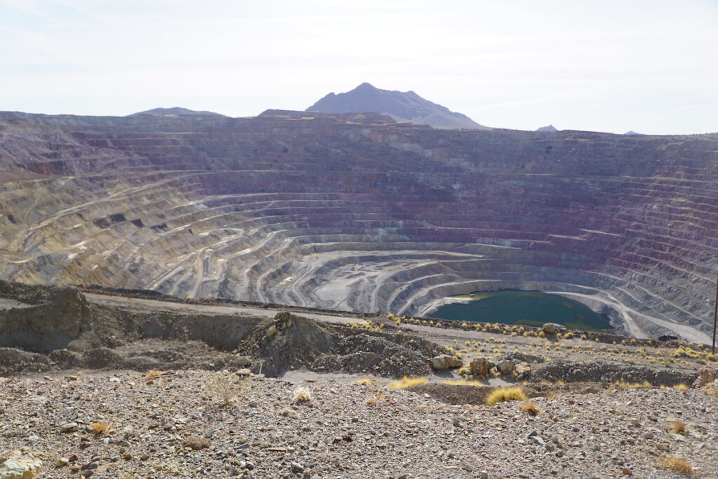 The Ajo Mine Lookout Facility in Arizona.