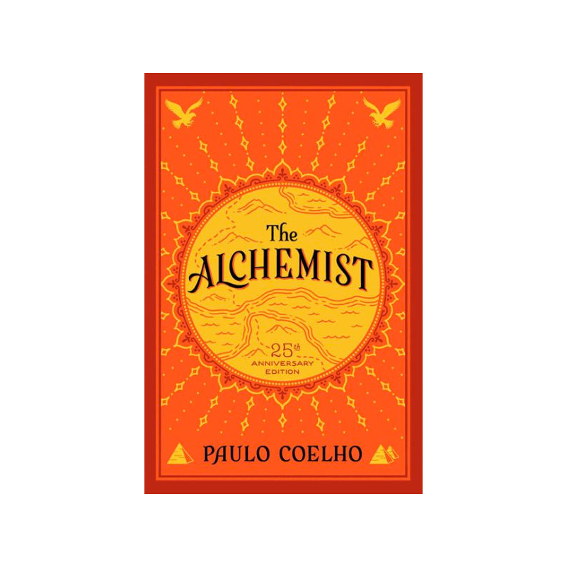 """The Alchemist"" by Paul Coelho."