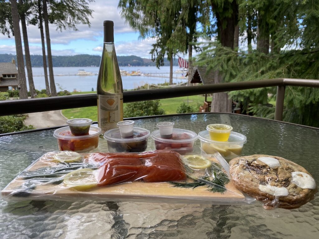 The Alderbrook Resort and Spa in Washington.