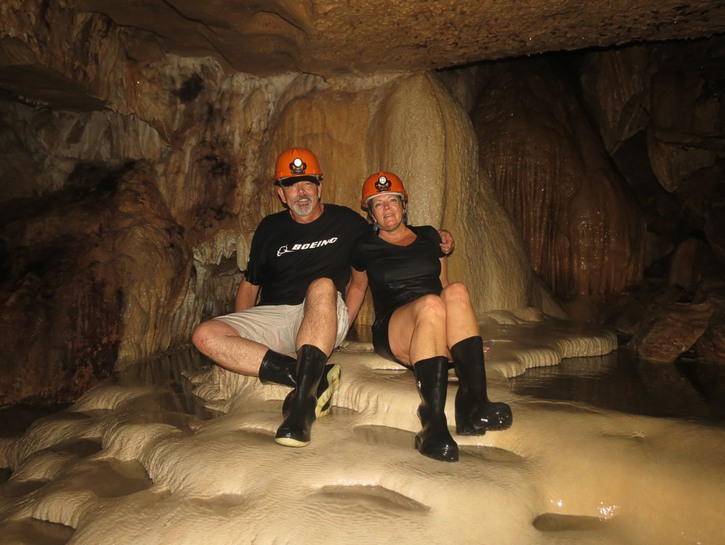 The Altar Venado Cave Costa Rica