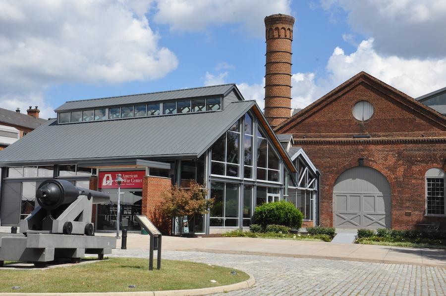 The American Civil War Museum in Richmond.