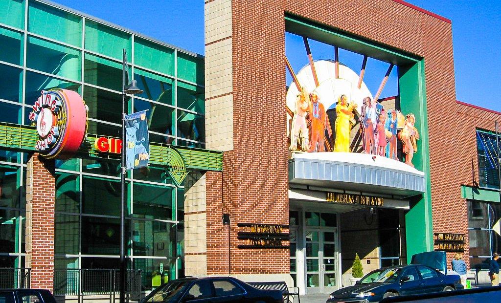 The American Jazz Museum in Kansas City
