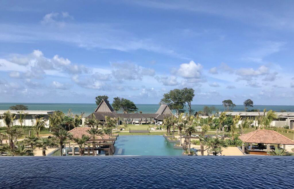 The Anantara Desaru Coast Resort.
