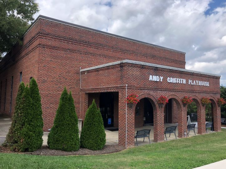The Andy Griffith Playhouse in Mt. Airy, North Carolina.