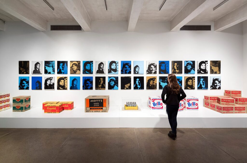 The Andy Warhol Museum in Pittsburgh.