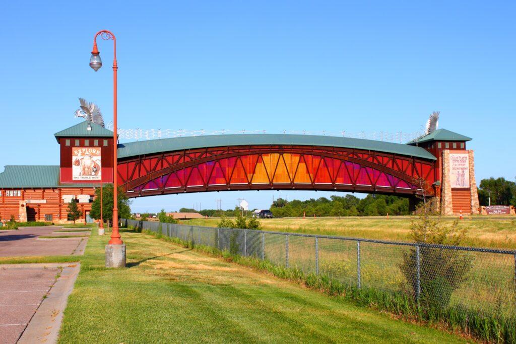 The Archway in Kearney, Nebraska.