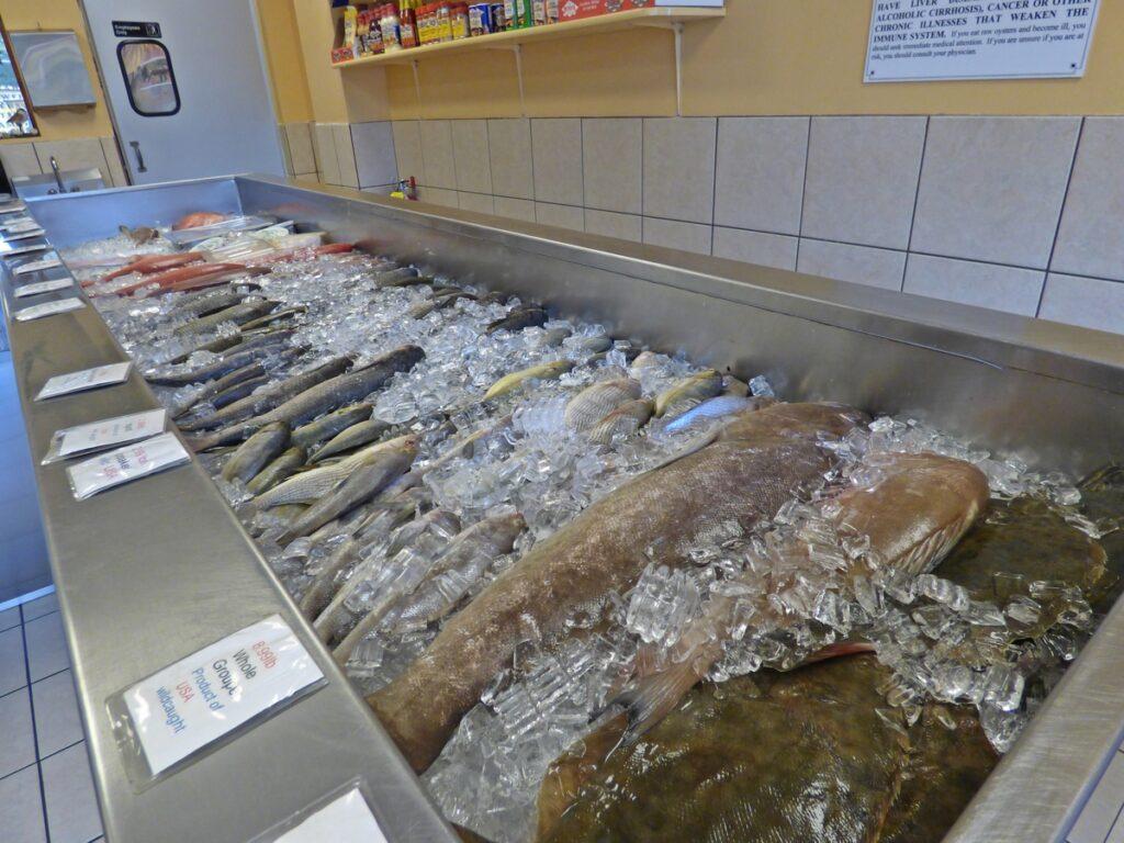 The Atlanta Highway Seafood Market.