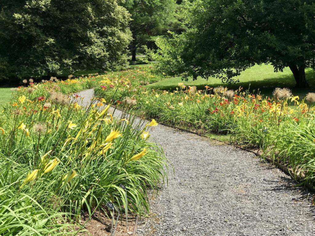 The Berkshire Botanical Garden in Stockbridge.