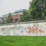 The Berlin Wall Memorial in Berlin.