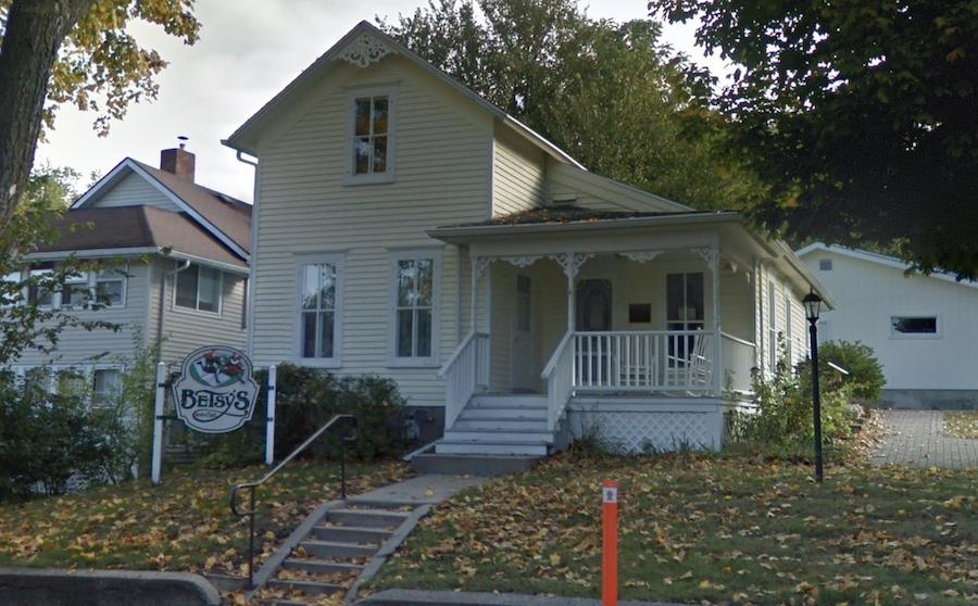 The Betsy House in Mankato, Minnesota.