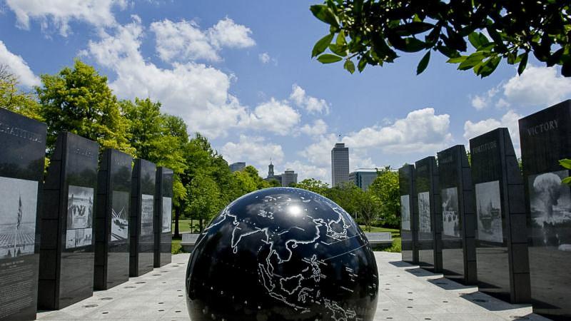 The Bicentennial Park in Nashville
