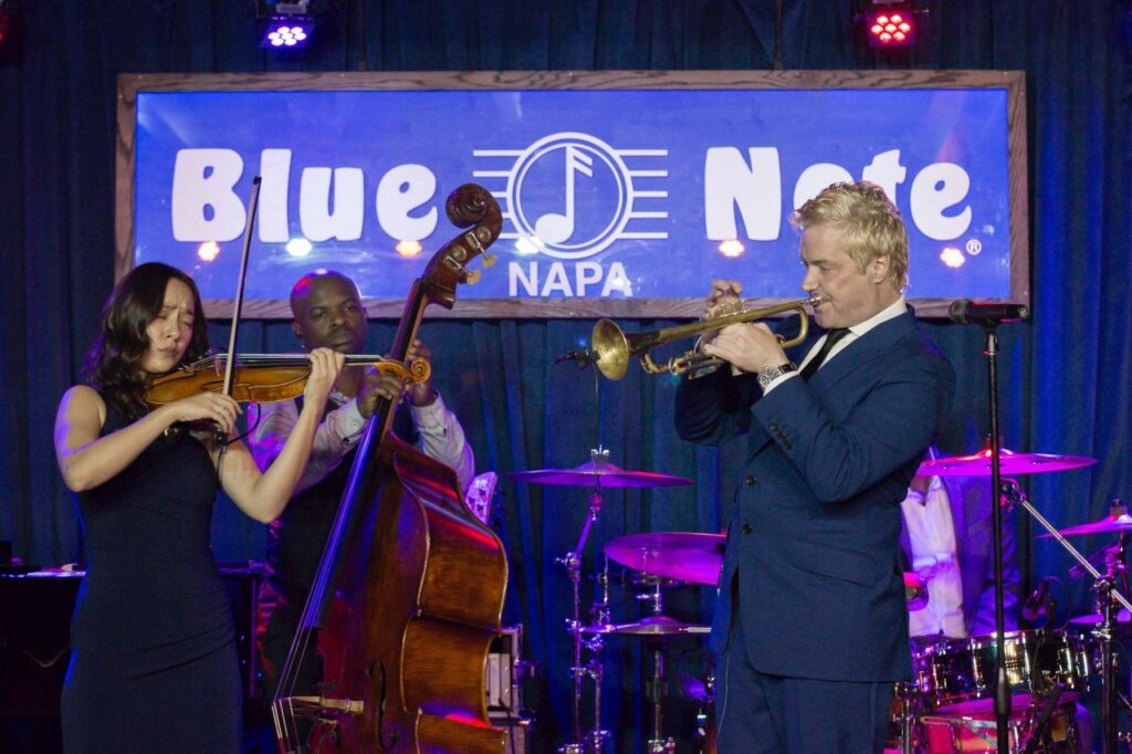 The Blue Note Napa in California.