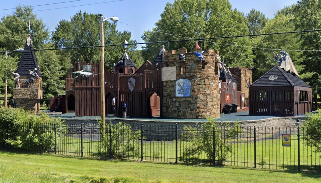 The Boo Rochman Memorial Park in Carbondale.